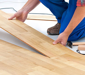 Need laminate floors installed or repaired? Rob Skillman is the Skill-Man to call.